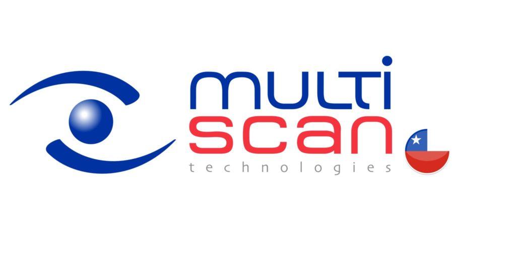 Multiscan Technologies Chile busca Ingeniero Comercial para el área de ventas (Sales Area)