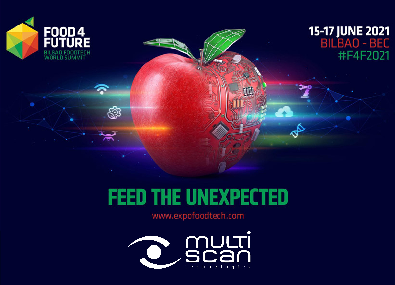 Asistimos a FOOD4FUTURE del 15 al 17 de junio