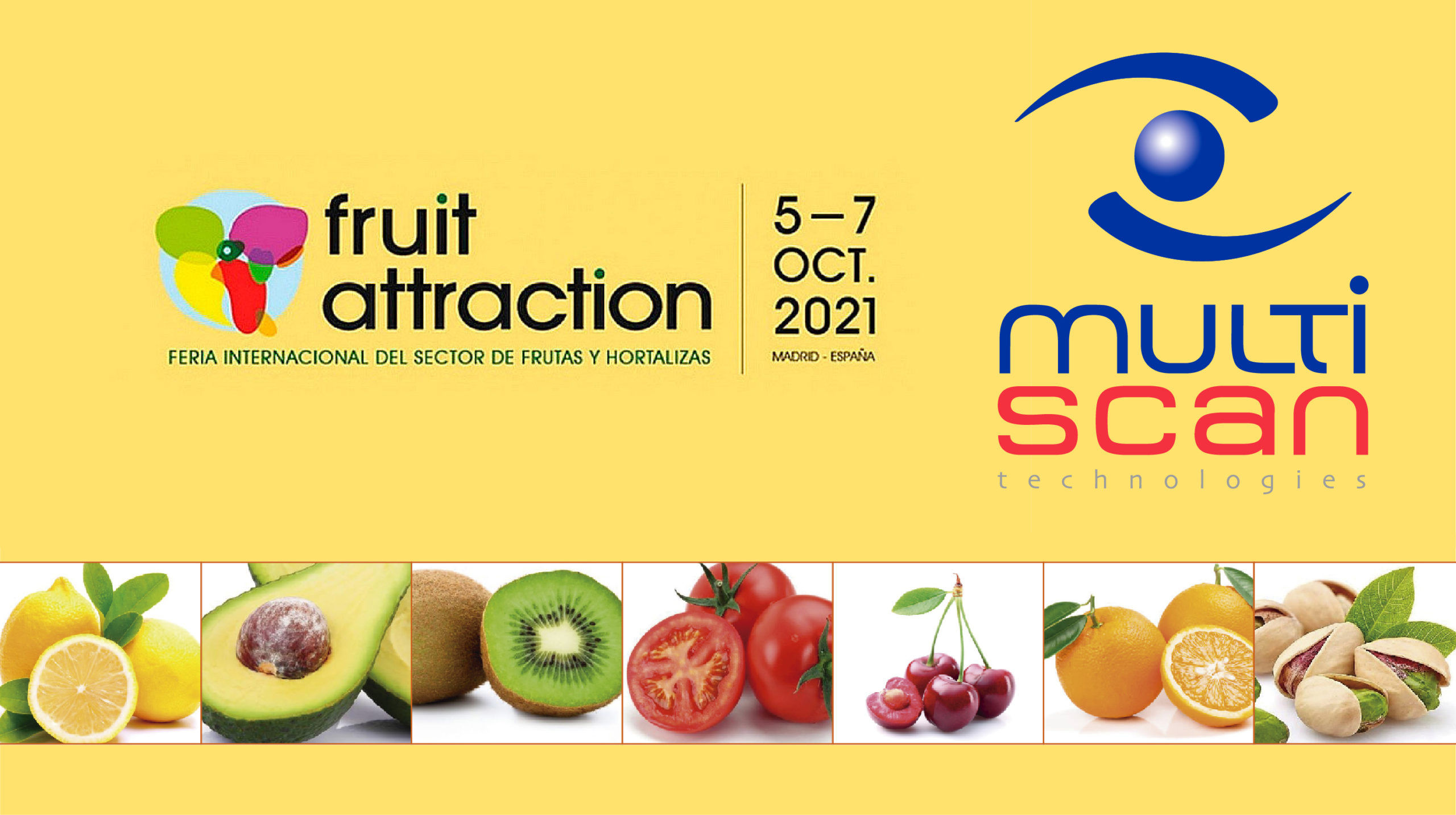 MULTISCAN PRESENT AT FRUIT ATTRACTION 2021