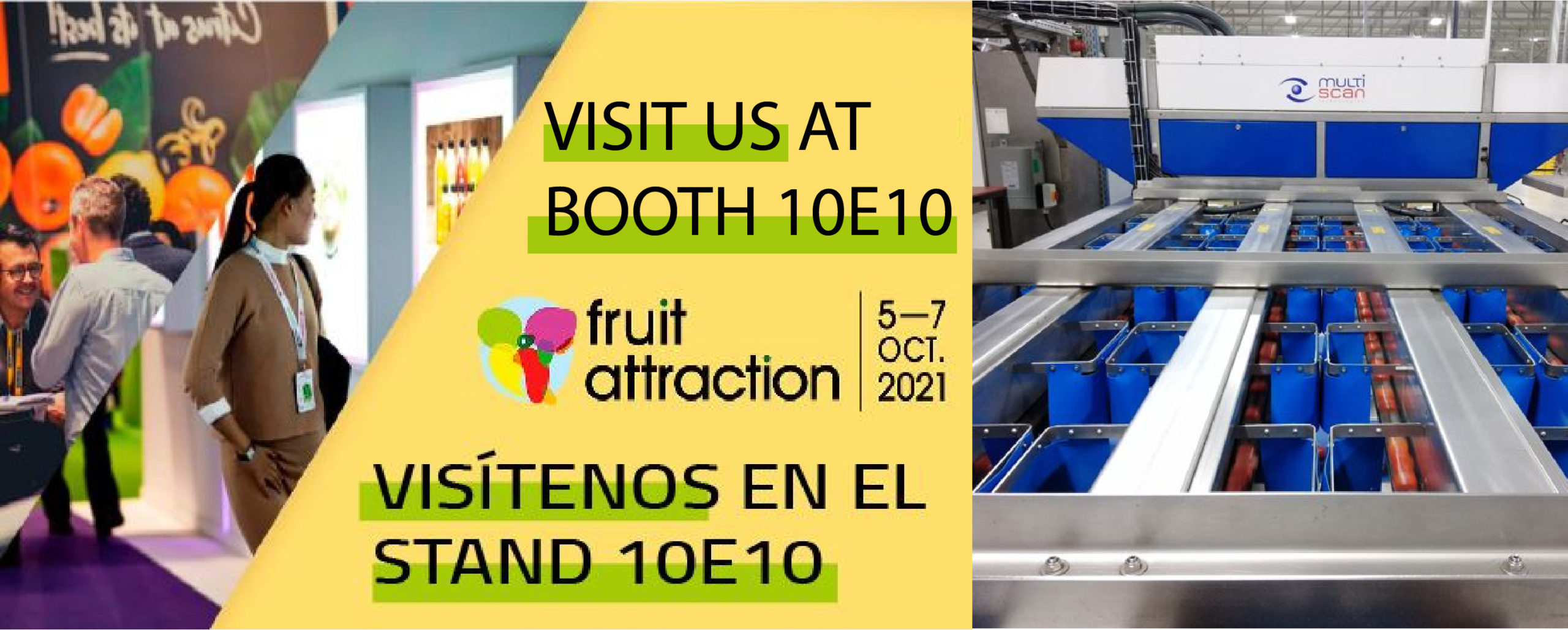 WE AWAIT YOU AT FRUIT ATTRACTION 2021