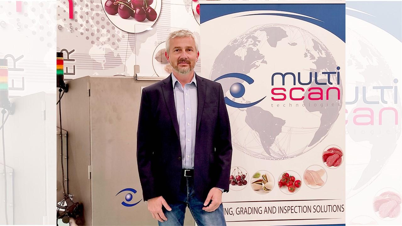 Simon Van Olmen, nuevo consejero delegado de Multiscan Technologies